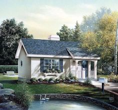 6 stunning floor plans for homes that ooze curb appeal