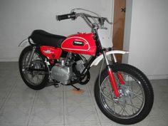 1971 Yamaha JT1