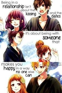 """""""Every time I see your face, The oceans heave up to my heart You make me wanna strain at the oars, And soon I can see the shore"""" Honeyworks Zutto Mae Kara Suki Desutta Manga Anime, Anime Amor, Me Anime, Anime Life, Anime Girls, Otaku Anime, Anime Stuff, Sad Anime Quotes, Manga Quotes"""