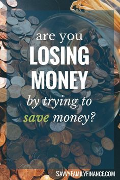 Your attempts at saving money could be making you spend more money.
