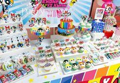 The Powerpuff Girls Birthday Party Ideas | Photo 11 of 15