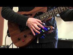 Guitar wing Midi test - Soundscape presets - YouTube