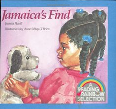 Jamaica's Find- Great for teaching small moment writing