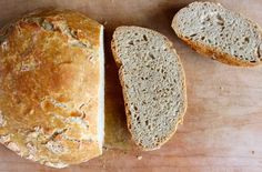 <p>No bread? No problem. You are three ingredients away from making a perfect loaf. </p>