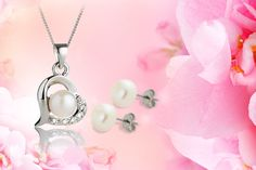 Freshwater Pearl Necklace or Set