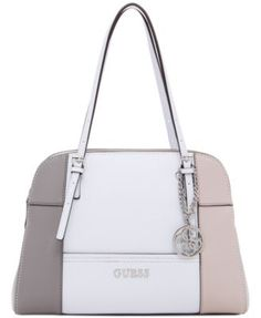 d90cbe84fdf3 Pretty haute and tempting . the Huntley Cali satchel from Guess ensures  your look is always on-point and professional with a divided interior