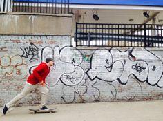 Skateboarder Chris Berrios #teamflyhigh  www.DistressedCouture.com