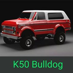 The K50 Bulldog Blazer is the next in production for Rtech Fabrications. Always on the cutting edge of creating custom trucks.