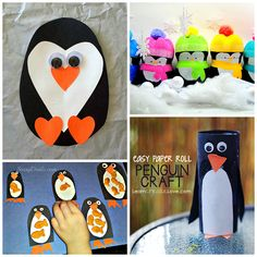 Creative Penguin Crafts for Kids to Make - Crafty Morning