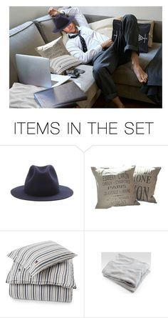 """After Work He Was to Meet Tess at Her Apartment & Go Out to Celebrate His First Campaign…While He Waited He Tried Some More Honeymoon Research, But Exhausted From a Day Manning Ticket Sales & Answering Questions About the Wine, He Crashed"" by maggie-johnston ❤ liked on Polyvore featuring art"
