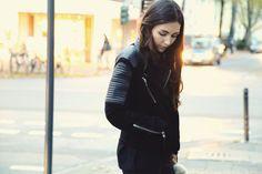 Black Leather <3