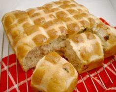 Hot Cross Buns Recipe - Cake stall