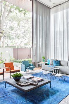4423398debc2b Casa colorida em São Paulo - Constance Zahn