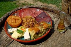 The Serbian breakfast! #Serbia http://www.serbia.com/about-serbia/traditional-cuisine/
