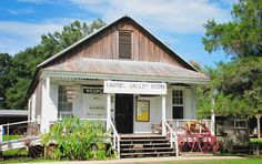 The Laurel Valley Village is a museum and still functioning farm in Thibodaux, LA.