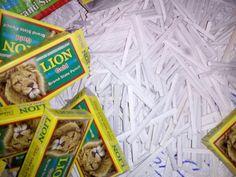 Edible Clay, Slate Board, Slate Stone, Lion Brand, Pencil, Memories, Shapes, Eat, Memoirs