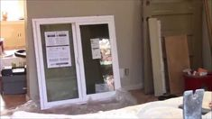 How to replace windows on a brick house - YouTube