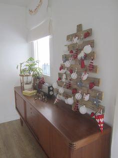 La deco de Navidad de mi casa con palets - Deco & Living