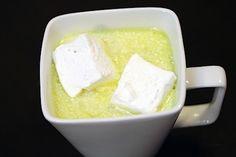 Coconut White Hot Chocolate | 15 Amazing Ways To Spike Hot Chocolate