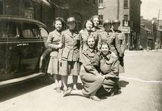 Camillia Annett - Veteran Stories - The Memory Project Winnie, Quebec, Che Guevara, Nostalgia, Costumes, 1940s, People, Vintage, Military Veterans