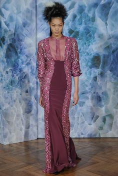 Alexis Mabille Fall 2014 Couture Fashion Show - Chiharu Okunugi (Women)