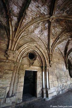 Gothic ceilings
