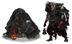 Protectors from Bloodborne