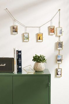 Urban Outfitters Francis Photo Frame Banner
