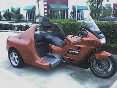 Honda ST1100 Trike Cars And Motorcycles, Motorbikes, Honda, Vehicles, Motorcycles, Car, Motorcycle, Vehicle, Tools