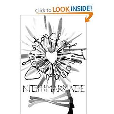 Nightmarriage by Chad Thomas Johnston My Side, My Friend, Friends, I Laughed, The Book, Author, Writing, Reading, Funny