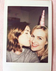 skinny lesbians Two