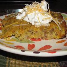 Mom's Mexican Cornbread Allrecipes.com
