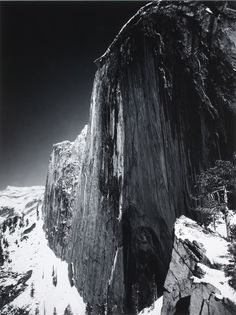 Philadelphia Museum of Art - Collections Object : Monolith, The Face of Half Dome, Yosemite Valley, California