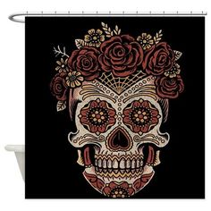Female sugar skull by derrick castle dia de los muertos sugar skull artwork, Sugar Scull, Sugar Skull Girl, Sugar Skull Design, Mexican Skulls, Mexican Art, Day Of The Dead Skull Tattoo, Los Muertos Tattoo, Sugar Skull Artwork, Sugar Skull Images