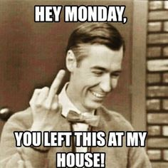 We all hate mondays, right? this collection of best funny monday memes expresses it all. get into the mood for the week with these classic monday memes! 9gag Funny, Funny Monday Memes, Monday Humor Quotes, Funny Jokes, Memes Humor, Friday Memes, Funny Friday, Sarcasm Meme, Funny Drunk