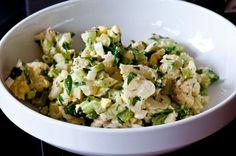 No Tato Salad