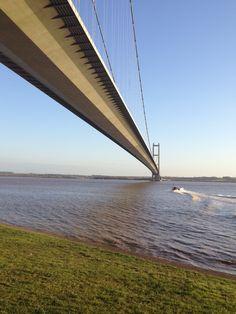 Humber bridge, Kingston Upon Hull, East Yorkshire