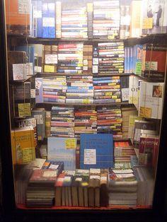 bookstore in Copenhagen