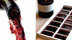 Got wine leftovers? Don't even think about pouring it down the sink. You can simply freeze that prec... - Getty