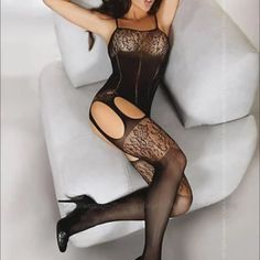 Sexy body stocking New. Xs/s/m Intimates & Sleepwear Shapewear