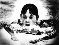 Photographer/Creator  Theodore Rozumalski  Collection  1959  Publisher  Milwaukee Journal  Caption/Description  Girl doing the breaststroke.