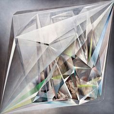 Paintings by Jonathan Saiz - Jonathan Saiz – male artist from Denver, Colorado.