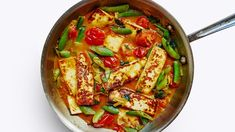 Paneer With Burst Cherry Tomato Sauce Recipe | Bon Appetit
