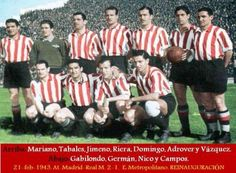 Foto club Atletico-Aviacion 1942/43