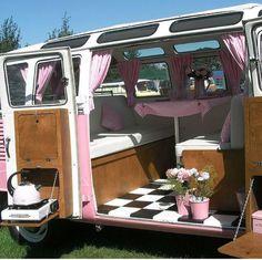 VW Camper Van Interiors