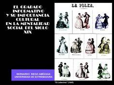 El grabado en madera y sus valores culturales en el siglo XIX (Ficha 1 de 15) (Conferencia en 2002)