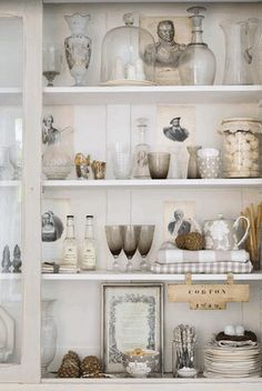The Designer's Muse: Display your collections
