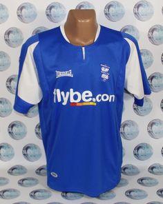 9c4523af0d3 Birmingham city 2005 2006 home football shirt jersey trikot camiseta maglia  l. Birmingham City FcSoccer ...