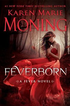 Feverborn by Karen Marie Moning (Fever #8)  I've been a huge fan of this series since its conception.   http://tometender.blogspot.com/2016/01/feverborn-by-karen-marie-moning-fever-8.html