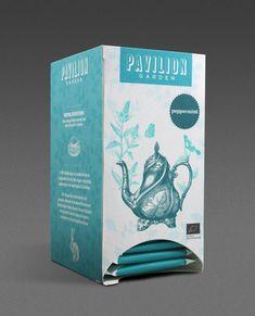 Pavilion—The Dieline